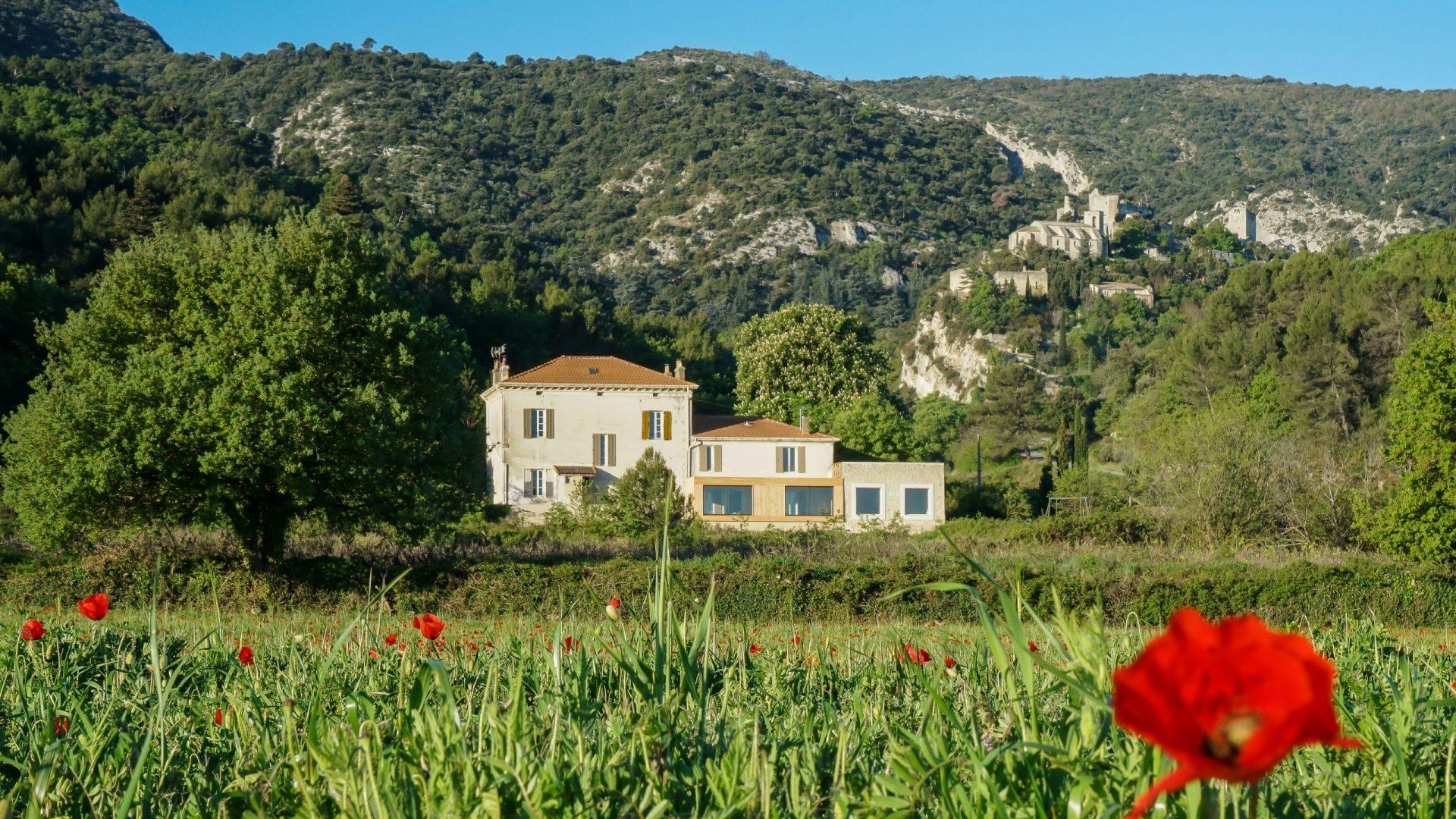 Les Chênes maison d'hôtes en Provence